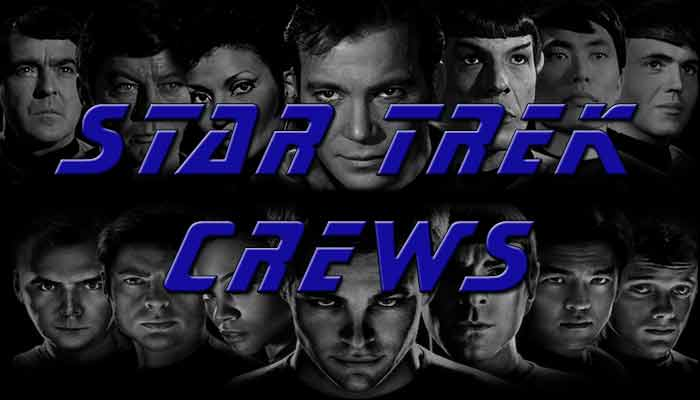 Star Trek: Crews