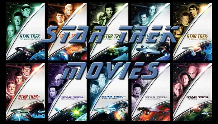 Star Trek: Movies