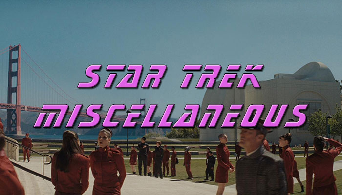 Star Trek: Miscellaneous