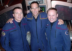 Star Trek Gallery - NASA_Virts_Bakula_Fincke.jpg