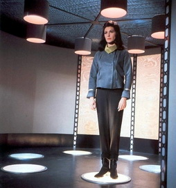 Star Trek Gallery - majelbarrett_numberone.jpg