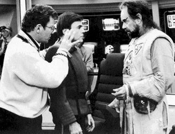 Star Trek Gallery - shatner_directs_stv_2.jpg