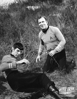 Star Trek Gallery - shatner_laughs.jpg