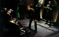 Star Trek Gallery - siddig_between_takes_inquisition.jpg