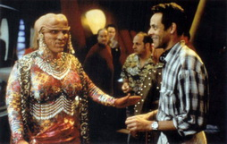 Star Trek Gallery - siddig_directs_shimmerman.jpg