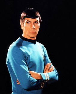 Star Trek Gallery - spock_black.jpg