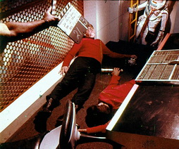 Star Trek Gallery - tholianweb_clapboard.jpg