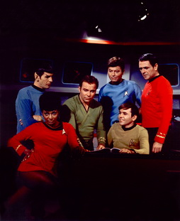Star Trek Gallery - tos_cast.jpg