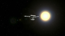 Star Trek Gallery - Ep21_ent_approaches_sun.jpg