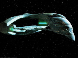 Star Trek Gallery - romulan_ship.jpg
