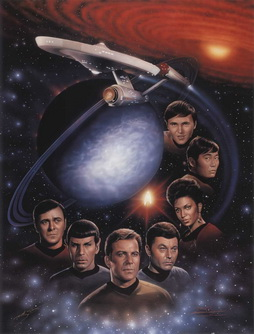 Star Trek Gallery - Star-Trek-First-Family-Lithograph.jpg